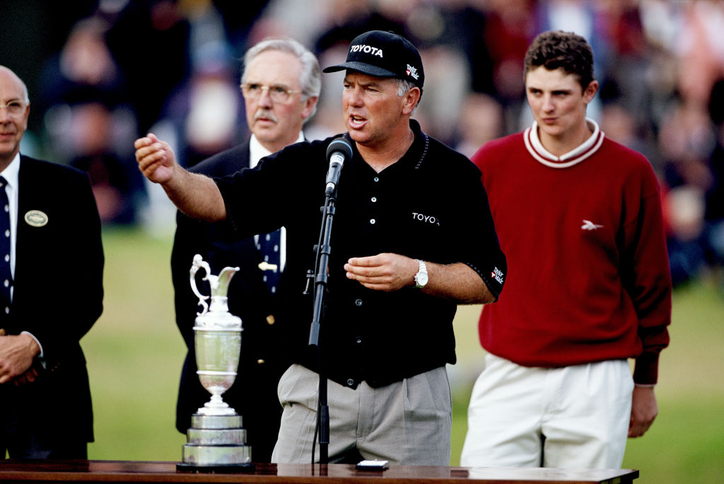 prevnext The past winners of the British Open at Royal Birkdale